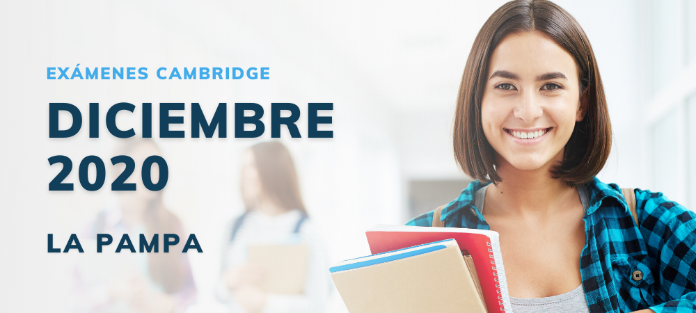 Información importante – Exámenes Cambridge LA PAMPA