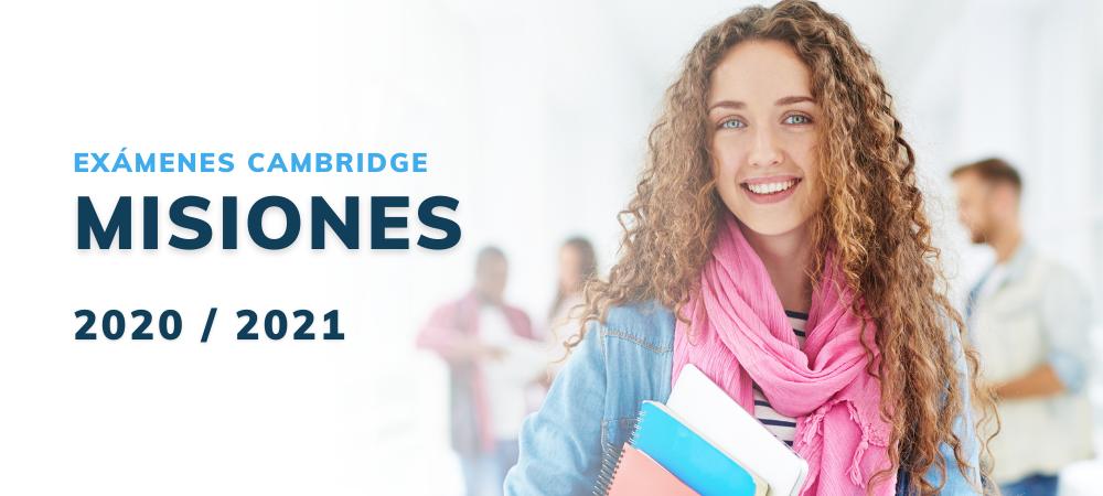 Información importante – Exámenes Cambridge MISIONES