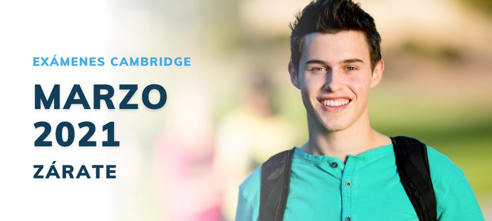 Información importante – Exámenes Cambridge ZÁRATE